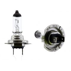 Philips glödlampa H7 12V 55W   PX26d premium