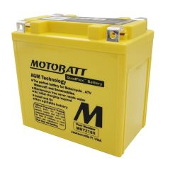MOTOBATT batteri MBYZ16H HeavyDuty Factory sealed