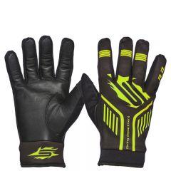 Sweep Racing department 2.0 handske svart/gul