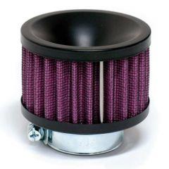 Tec-X Luftfilter,  PowerII, Anslutning Ø 42mm, (Ø 74mm x l. 50mm)