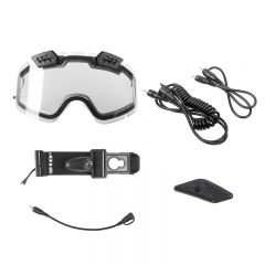 CKX El Upgrade kit Goggle 210° klar