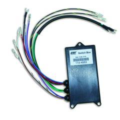Cdi Elec. Mercury Cdi Elec. Mariner Switch Box - 3 Cyl.