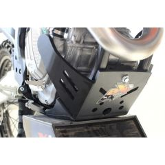 AXP Xtrem HDPE Hasplåt Svart KTM/Husqvarna 19