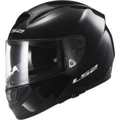 LS2 Hjälm FF397 VECTOR Solid svart