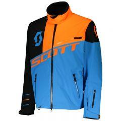 Scott Jacka Shell Pro blå/neon orange