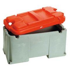 battery box for 1 battery