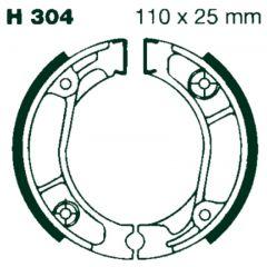 AIR Bromsbackar H 304 110x25mm parvis
