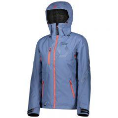 SCOTT Jacket W's Move Dryo blå