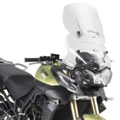 Specific sliding wind-screen for Triumph Tiger 800 11-15