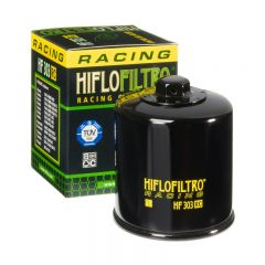 HiFlo oljefilter HF303RC  (Racing 17mm)