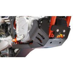 AXP Xtrem HDPE Hasplåt Svart Gas-Gas EC250-EC300 18