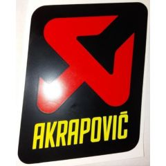 Akrapovic Dekal insida