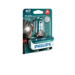 Philips glödlampa H7  XtremeVision Moto 12V/55W