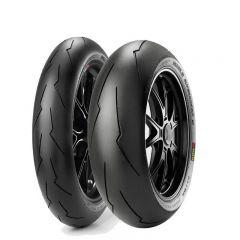 Pirelli Diablo SuperCorsa SP v3 120/70 ZR 17 M/C (58W) TL Fr.