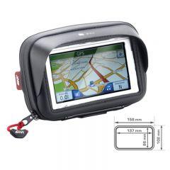 Givi GPS & Mobiltelefonhållare i.d 158X102cm fönster 137x86cm