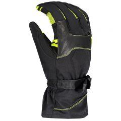 Scott Glove Short Cubrick blk/lime grn