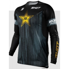Shot Jersey Rockstar Limited Edition 2022 Black