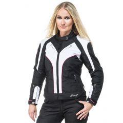 Sweep Textiljacka Lioness WP Lady, svart/vit/pink