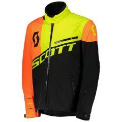 Scott Jacka Shell Pro svart/neon gul