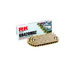 RK GB420MXZ Offroad kedja Guld