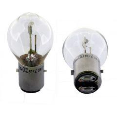 Philips glödlampa 12V 35/35W BA20d
