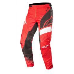 Alpinestars byxor Racer Supermatic, röd/svart/vit
