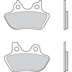 BREMBO Bromsbelägg  Carbon-Ceramic