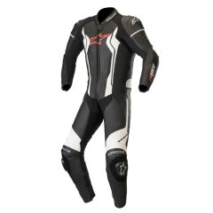 Alpinestars Skinnställ GP Force 1 PCS  Svart/Vit