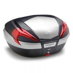GIVI Toppbox V56  med keyless remote i mobilapp