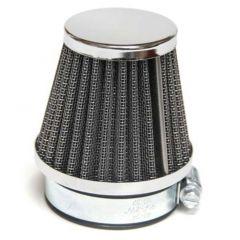 Tec-X Luftfilter, Anslutning Ø 54mm, (Ø 67mm x l. 65mm)