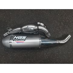 HGS Exhaust system 4T Complete set new design RM-Z250 19-20