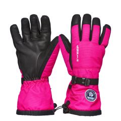 Sweep Arctic Expedition ladies handske svart/rosa