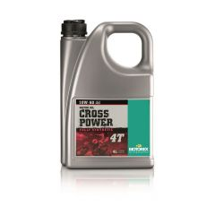 Motorex Cross Power 4T 10W/60 4 ltr (4)