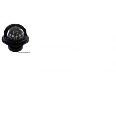 Riviera compass BU8 LED BLACK